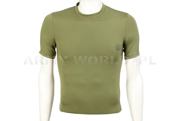 Thermoactive T-shirt Canterbury Olive Used