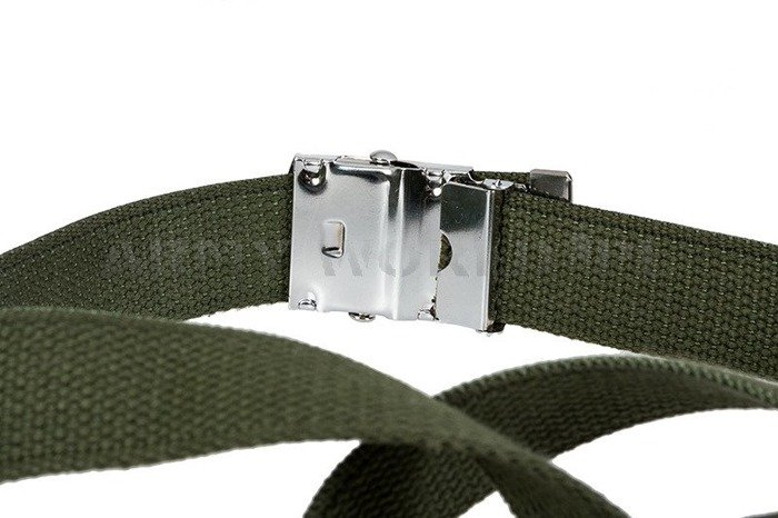 Webbing Belt Model US Oliv Mil-tec New