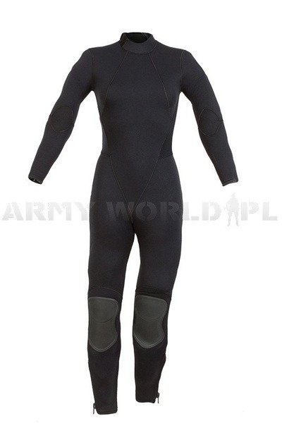 Wet Diving Suit Female Military Black BARE Supra Arctic Full New