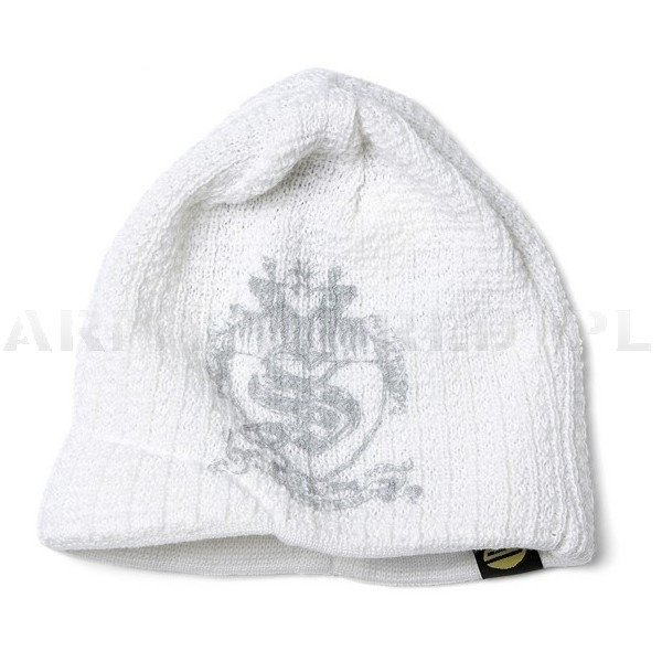 Winter Hat BUCKLER Satila White New