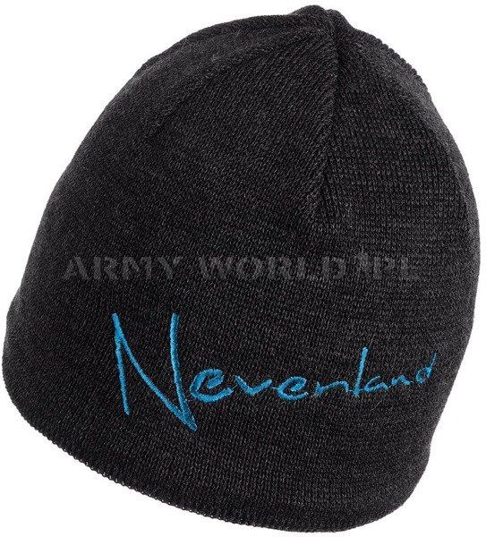 Winter Hat NOTE Neverland Black-Blue New