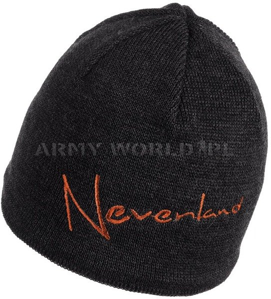 Winter Hat NOTE Neverland Black-Orange New