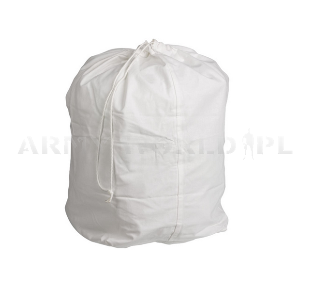 French Army Transport Bag White Original New