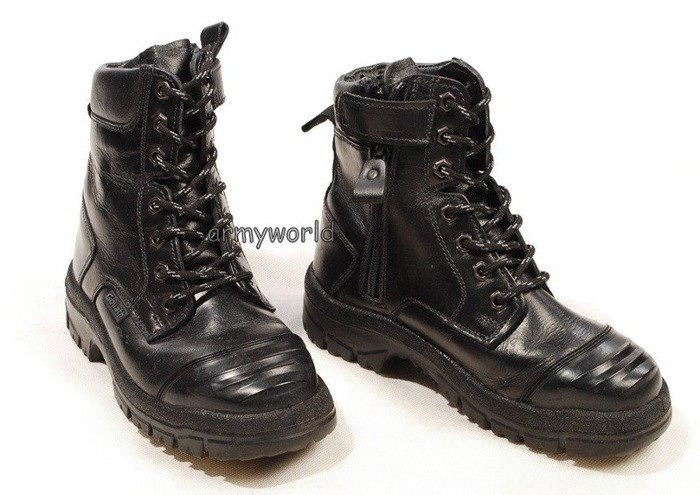 Working Leather Shoes Goliath S3 Original Demobil