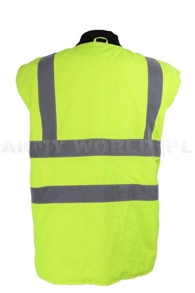 Workwear Reversable High Visibility Vest Original Used