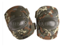 Elbow Protective Pads Flecktarn PAINTBALL ASG Mil-tec New