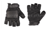 Military Tactical Gloves SWAT Type Without Fingers Black Mil-tec New