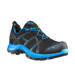Workwear Boots Haix ® BLACK EAGLE Safety 40 Low Gore-tex  Black/Blue New