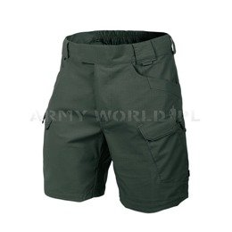 Bermudy / Krótkie Spodnie Urban Tactical Shorts UTS Helikon-Tex Jungle Green Ripstop 8.5""