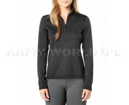 Bluza Glacier Half Zip 5.11 Tactical Black Nowa