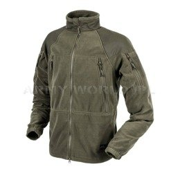 Bluza Stratus® Heavy Fleece Helikon-Tex Olive Green