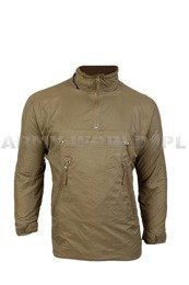 Brytyjska Kurtka Kangurka Softshell Lightweight Thermal PCS Olive Demobil