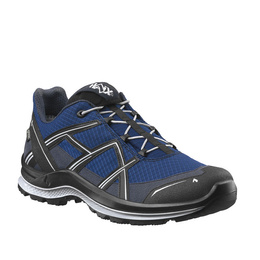 Buty Outdoorowe Męskie Black Eagle Adventure 2.1 Low Haix Gore-Tex Navy-Grey Nowe II Gatunek