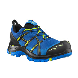 Buty Robocze Haix Black Eagle Safety 40 Low Gore-Tex Art. 610009 Blue-Citrus Nowe