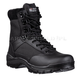 Buty Tactical Boots Thinsulate Czarne Mil-tec Nowe