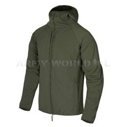 Kurtka Urban Hybrid Softshell® StormStretch® Helikon-Tex Taiga Green