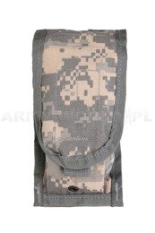 Ładownica US Army Molle II M-4 Double Mag Pouch UCP Oryginał Demobil