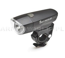 Latarka Rowerowa Falcon Eye Carbon Mactronic 1 LED