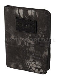 Notes Tactical Notebook MEDIUM Mil-tec Mandra Night Nowy