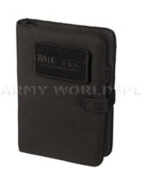 Notes Tactical Notebook SMALL Mil-tec Czarny Nowy