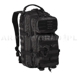 Plecak Model Assault TACTICAL Pack SM Mil-tec Czarny