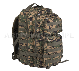 Plecak Model II US Assault Pack LG (36l) Marpat Nowy
