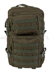 Plecak Model II US Assault Pack LG (36l) Olive Nowy