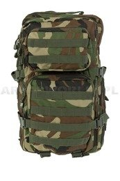 Plecak Model II US Assault Pack LG Woodland Nowy
