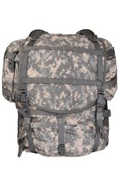 Plecak Wojskowy MOLLE II / Modular Lightweight Load-Carrying Equipment Rucksack Large Us Army UCP Oryginał Demobil