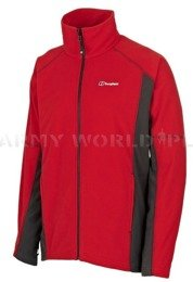 Polar Męski Berghaus SPECTRUM MICRO FZ Red / Dark Grey Nowy