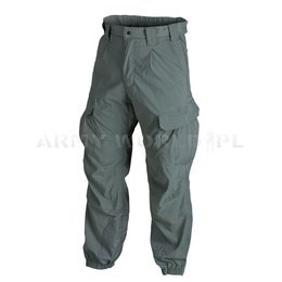 Spodnie - Soft Shell - LEVEL 5 Mk2 - Helikon-Tex Alpha Green