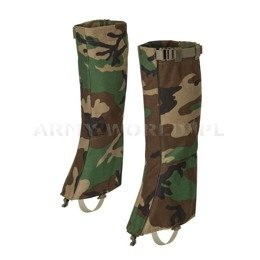Stuptuty Snowfall Long Gaiters® - Cordura® - Helikon-Tex - US Woodland