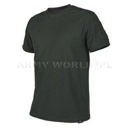 T-Shirt Helikon-Tex Termoaktywny Tactical TopCool Jungle Green