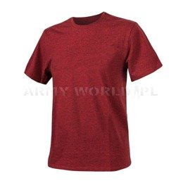 T-shirt  Helikon-Tex Melange Red