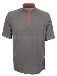 T-shirt Polo Męski ZIP PIQUE POLO Berghaus Coal Nowy