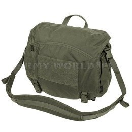 Torba URBAN COURIER BAG Large® - Cordura® - Helikon-Tex - Olive Green