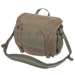 Torba Urban Courier Bag Large® Cordura® Helikon-Tex Coyote / Adaptive Green