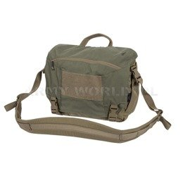Torba Urban Courier Bag Medium® Cordura® Helikon-Tex Adaptive Green / Coyote