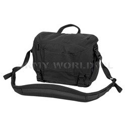 Torba Urban Courier Bag Medium® Cordura® Helikon-Tex Czarna