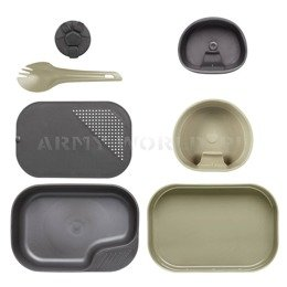 Zestaw CAMP-A-BOX® Complet Wildo® Desert / Dark Grey