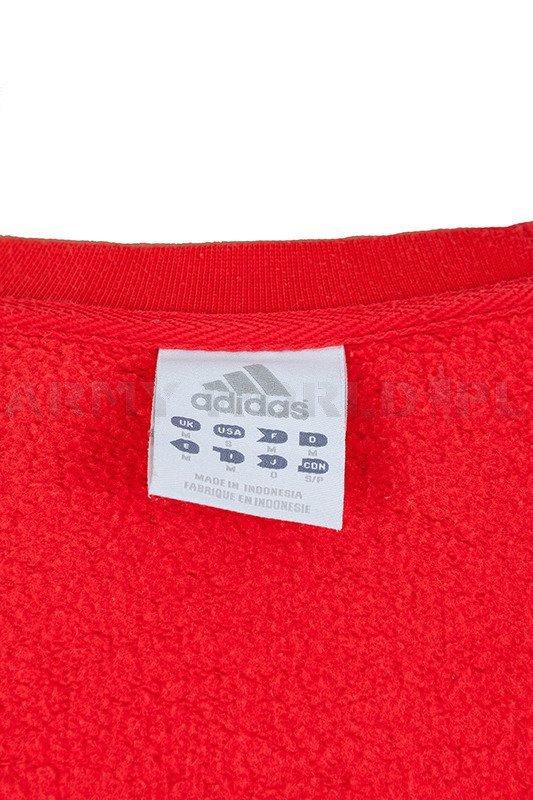 7f44004e0 ... Bluza Męska Reprezentacji Sportowej Niemiec Oryginał Czerwona Demobil