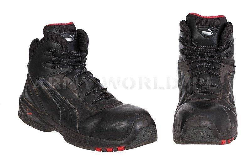 Buty Robocze PUMA Z Metalowym Noskiem S3 SRC MID Oryginał