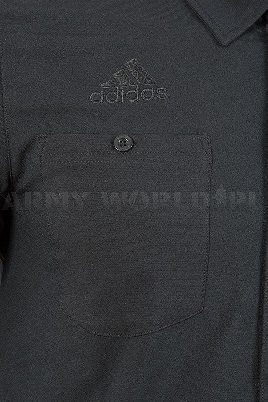 Koszula Męska ADIDAS Czarna Reprezentacji Sportowej Niemiec