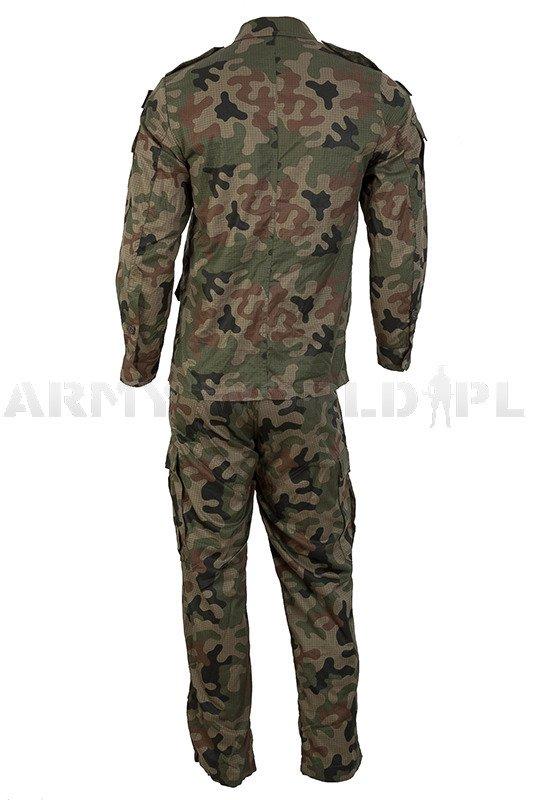 Mundur Wojskowy Polowy Tropikalny Wz.93 124 ZMON Komplet