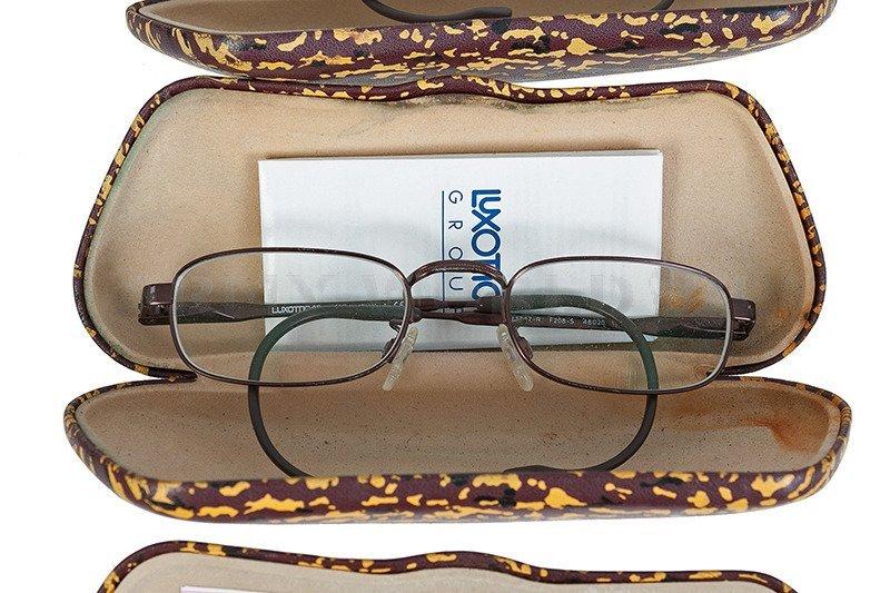 Okulary Korekcyjne Holenderskie PAKIET 15 sztuk Demobil (11