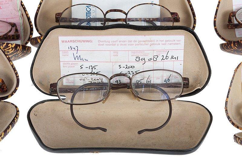 0e53751068e7aa Okulary Korekcyjne Holenderskie Pakiet 33 Sztuk Demobil 1060 Zł Za