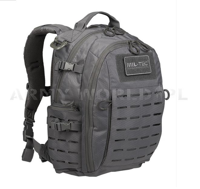7faf21efe311 Plecak Hextac 25 Litrów Mil-tec Urban Grey Nowy urban grey