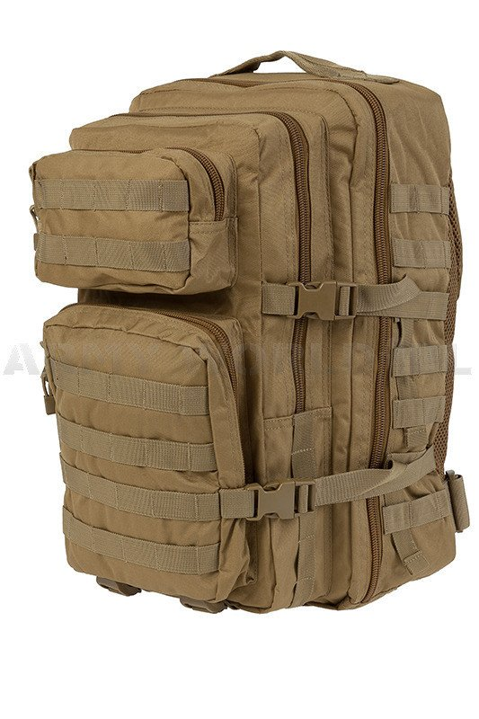 77259cdd00f28 Plecak Model II US Assault Pack LG Coyote Nowy coyote