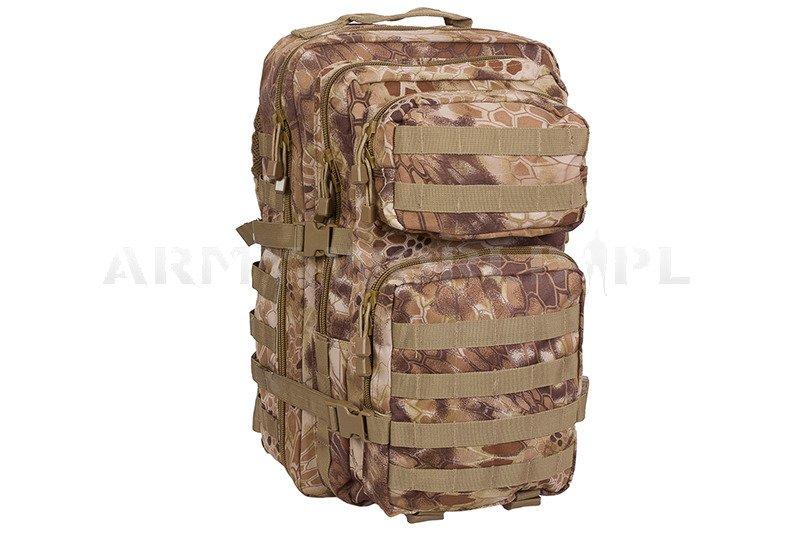 a884f977e3654 Plecak Model US Assault Pack LG MANDRA TAN Nowy mandra tan | PLECAKI ...