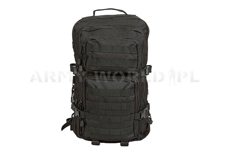 0958b94d0f9bf Plecak Na Jedno Ramię Model US Assault Pack LG Czarny Nowy Czarny ...
